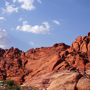 Beyond The Las Vegas Strip: Take an Awe-inspiring Drive Through Red Rock Canyon